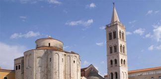 Zadar Kroatien Kirche
