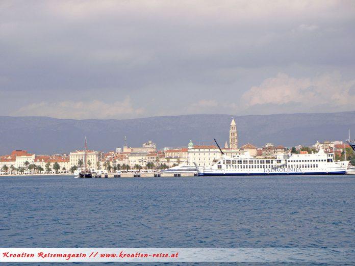 Split Kroatien Hafen