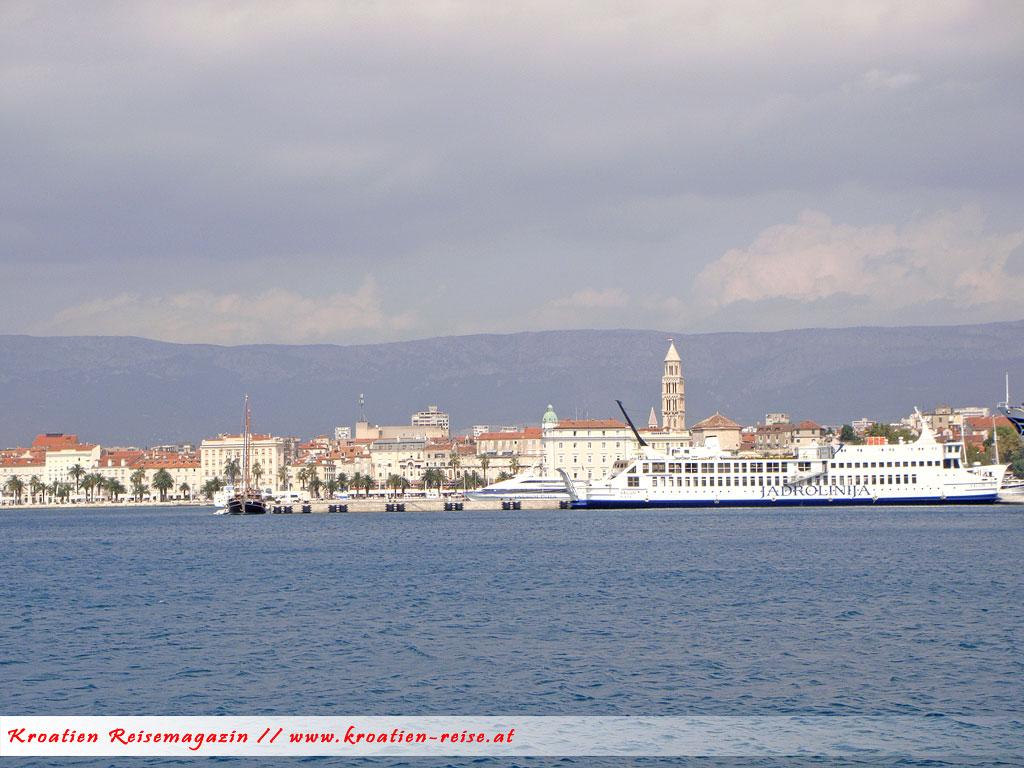 Split kroatien sehenswürdigkeiten