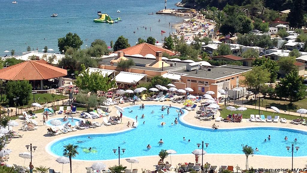 Suche Hotel Drei Sterne      Kroatien