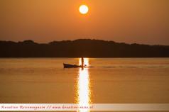 Sonnenaufgang Kroatien Meer