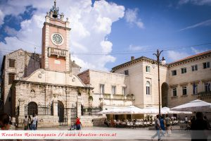 Ausflugsziel Zadar