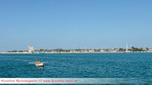 Umag Meer Kroatien Reise
