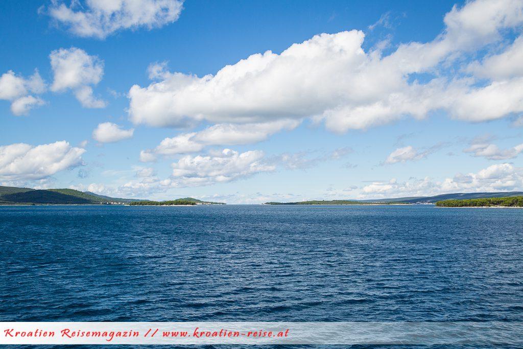 Urlaubsregion Dalmatien