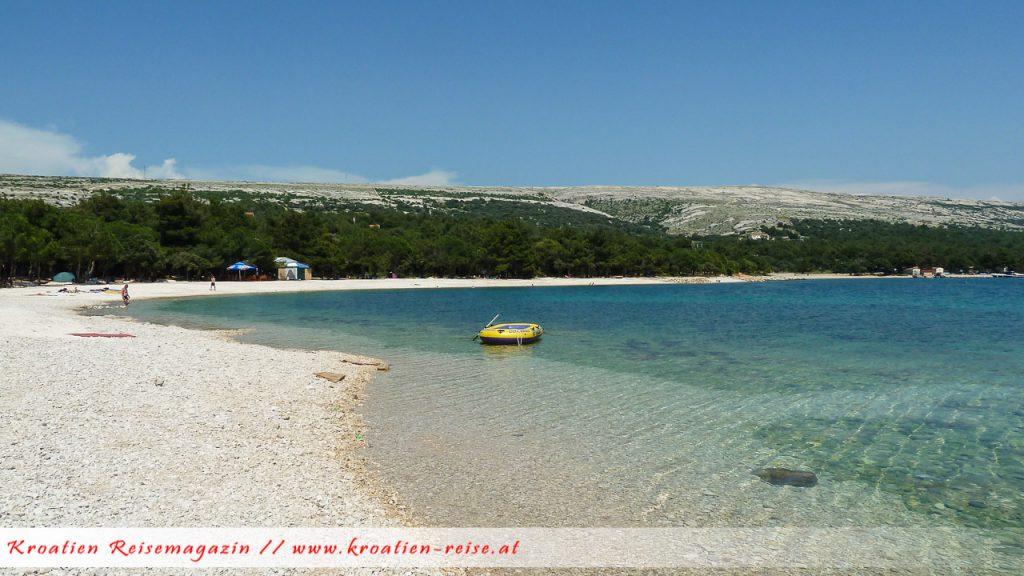 Die schönsten Strände in Kroatien