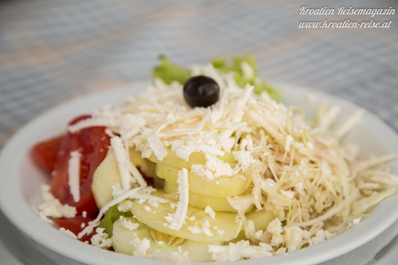 Essen Trinken In Kroatien Kroatische Kuche Spezialitaten