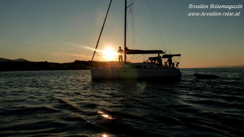 Hafen Kroatien
