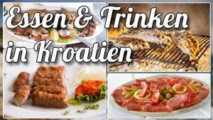 Ratgeber Essen Trinken Kroatien