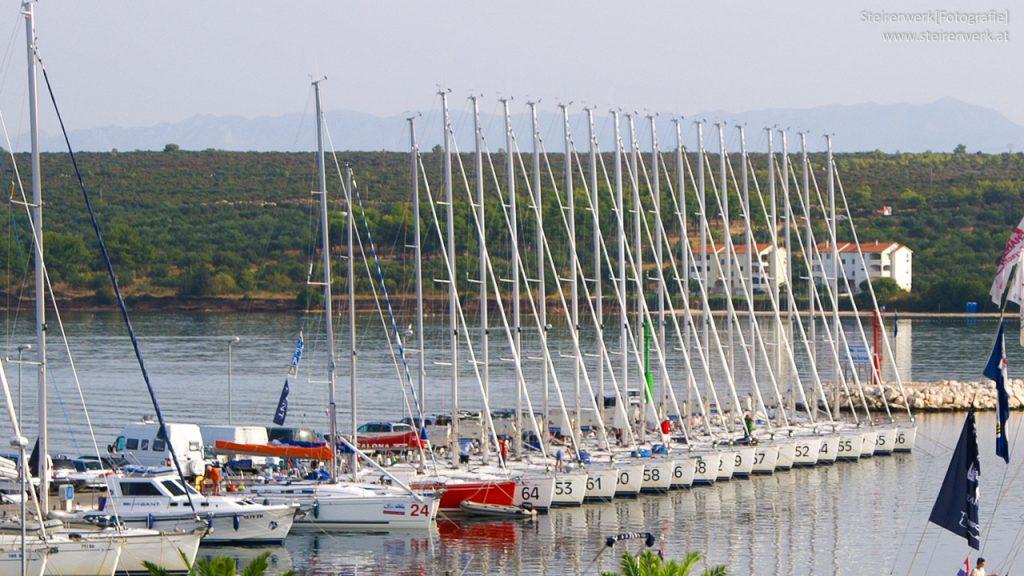 Segelboot Charter