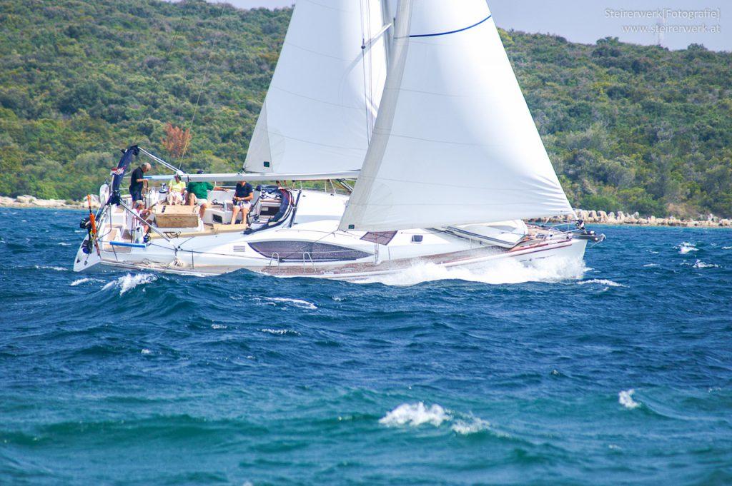 Segelboot Charter Kroatien