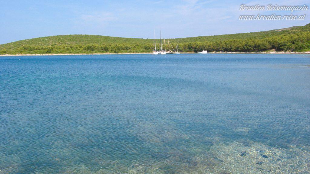 Schnorchelgebiete Kroatien
