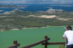 Aussicht Kroatien
