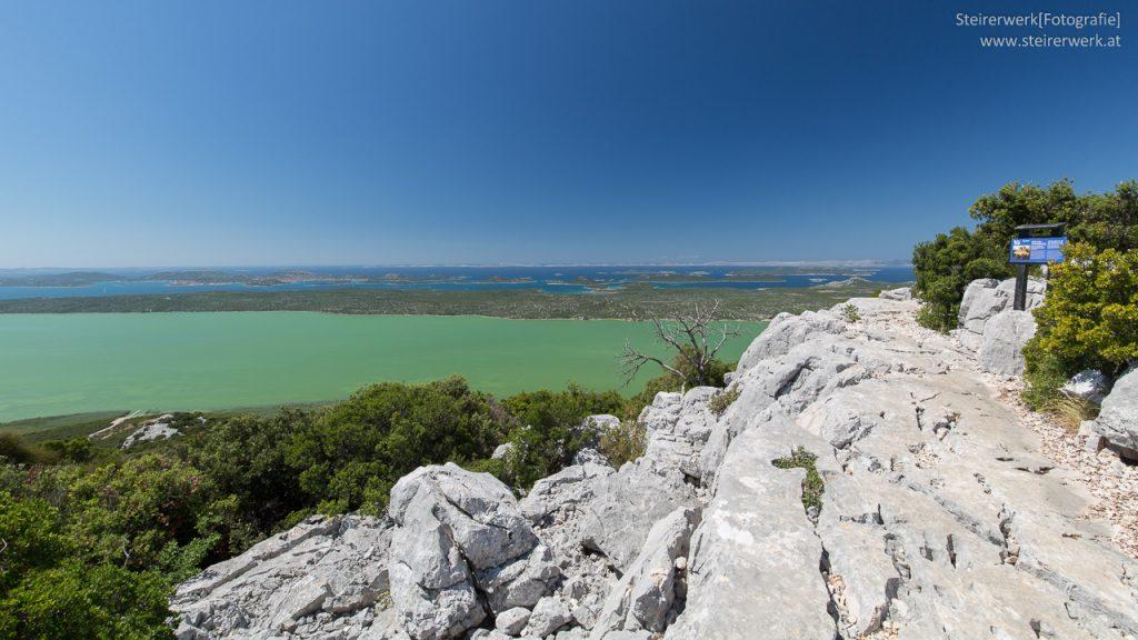 Traumblick Kroatien Meer