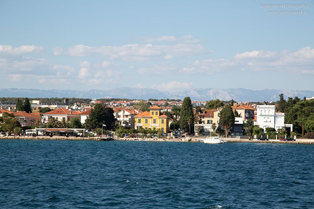 Unterkünfte in Zadar