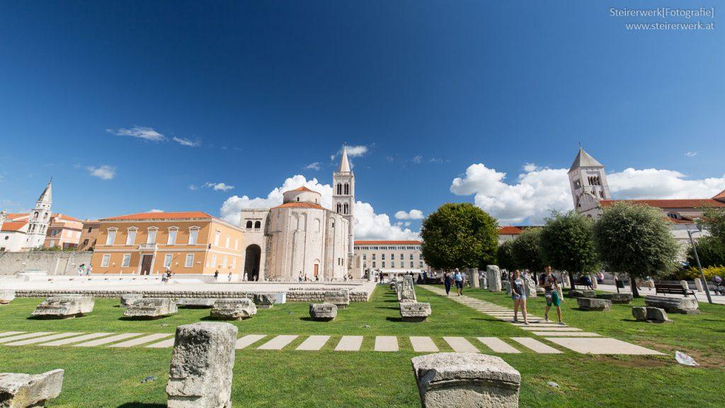 Zadar Geschichte