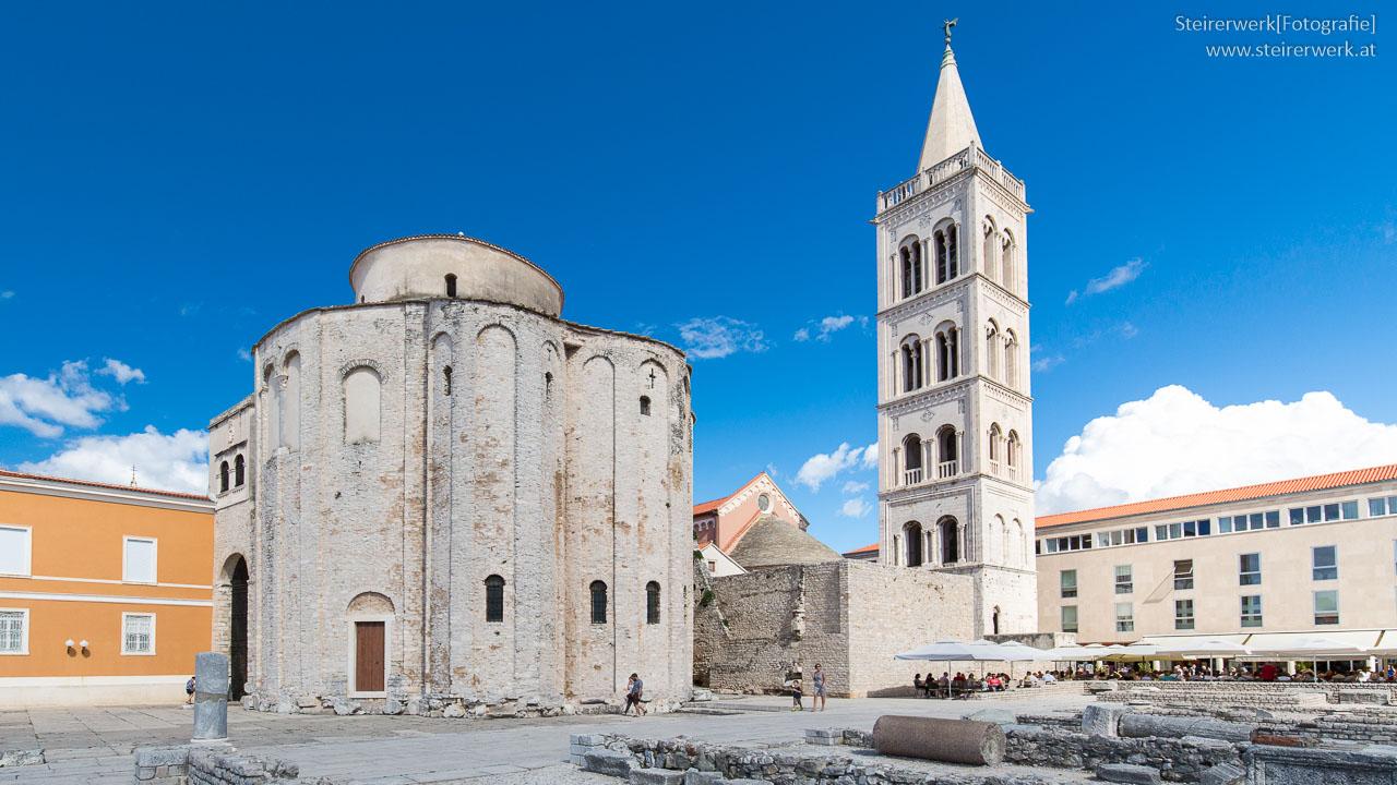 Zadar Reiseführer Sehenswürdigkeiten Ausflugsziele Infos