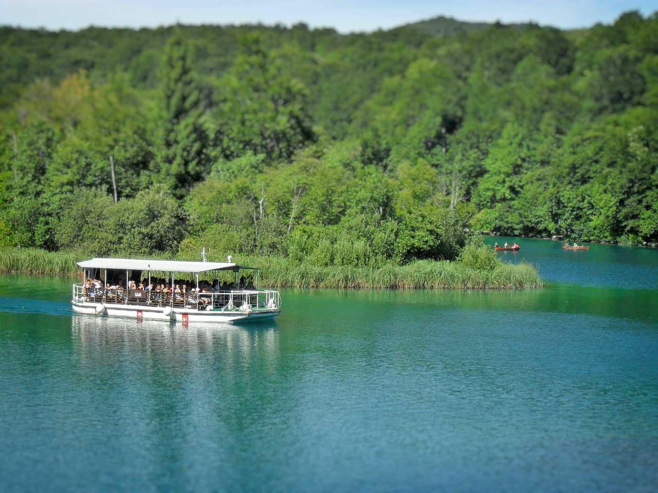Nationalpark Plitvicer Seen Karte.Nationalpark Plitvicer Seen In Kroatien Wandern Preise