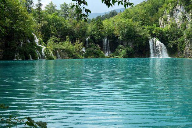 Eintritt Nationalpark Plitvicer Seen