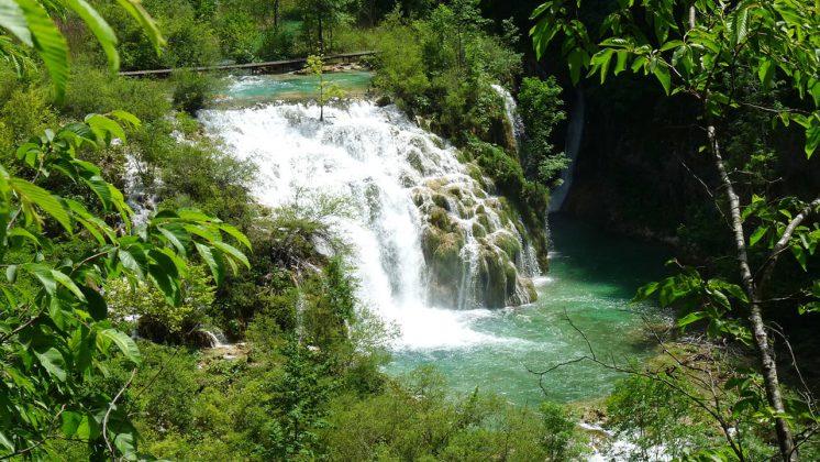 Plitvice Wasserfälle Fotostrecke
