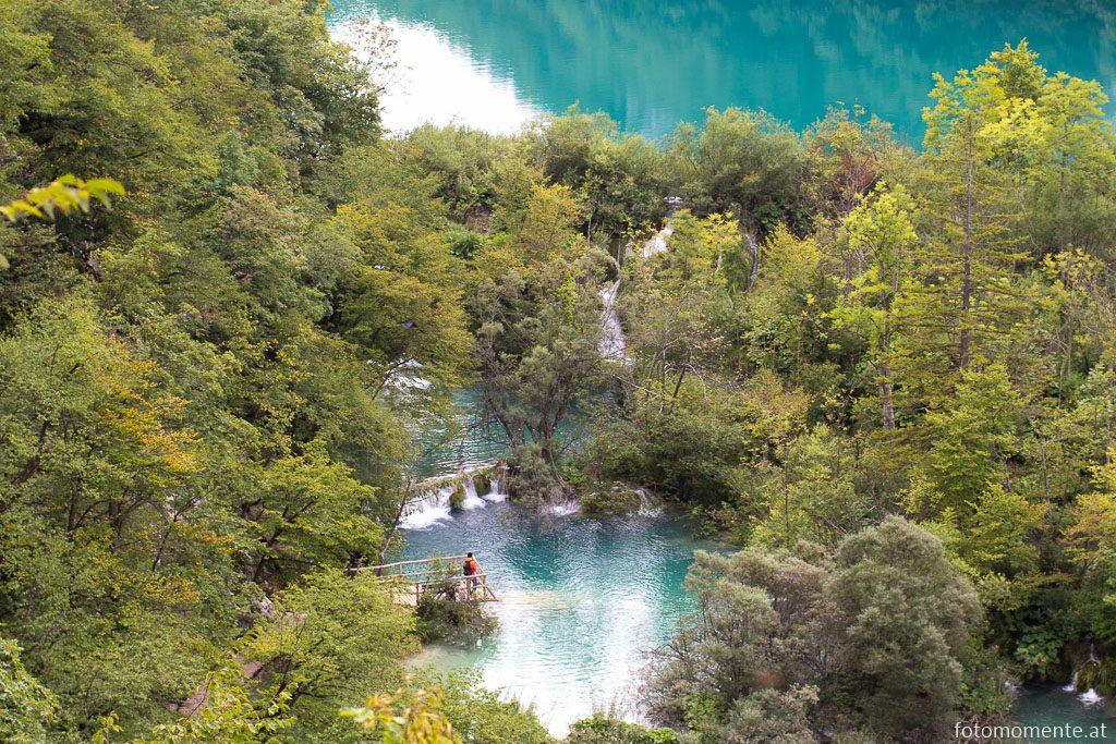 Wanderausrüstung für Plitvicer Seen