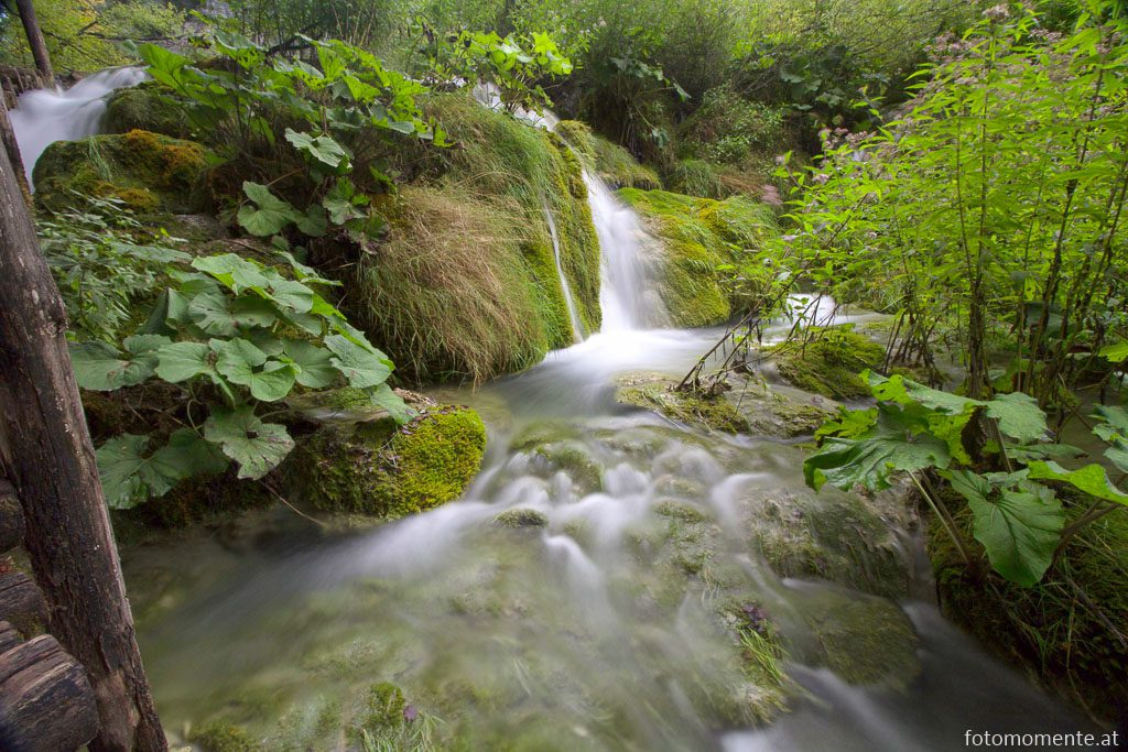 Wanderweg Plitvicer Seen