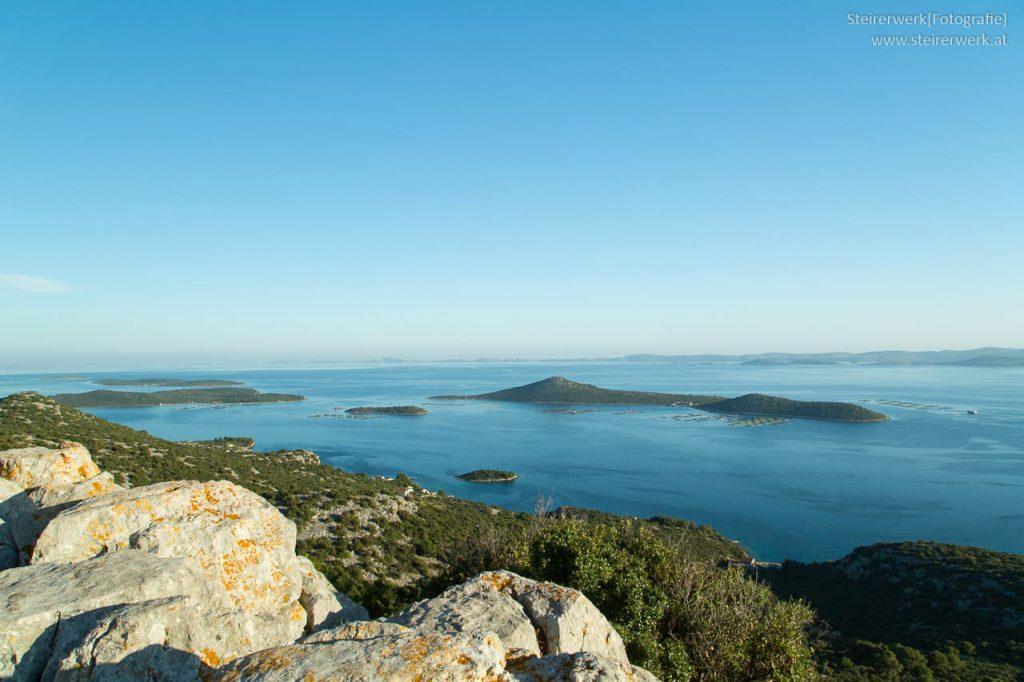 Aussicht Insel Pasman