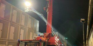 Erdbebenhilfe Kroatien Feuerwehr