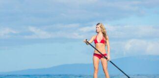 Stand-up Paddle Board Urlaub