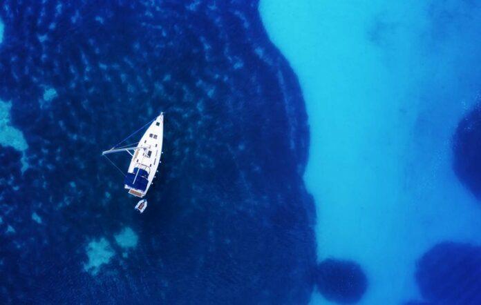 Segelschiff Adria Kroatien
